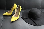 Lemon Suede New York