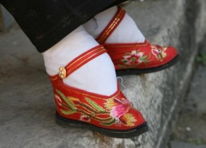 CHinese foot
